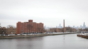 Residents at the Lathrop Homes, located between Lincoln Park and Logan Square, are organizing to stave off a plan for the complex's redevelopment..