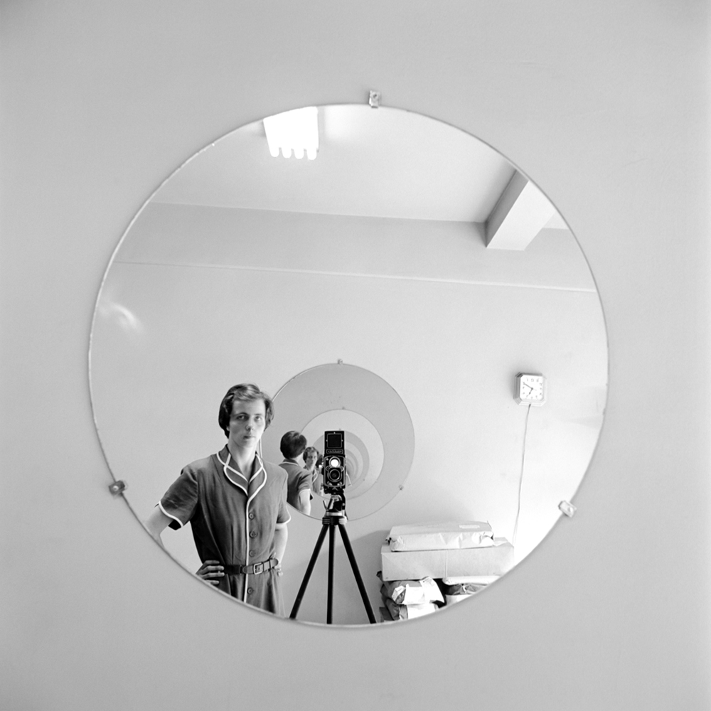 VIVIAN MAIER, COURTESY OF THE MALOOF COLLECTION