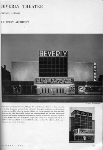 Beverley Theatre