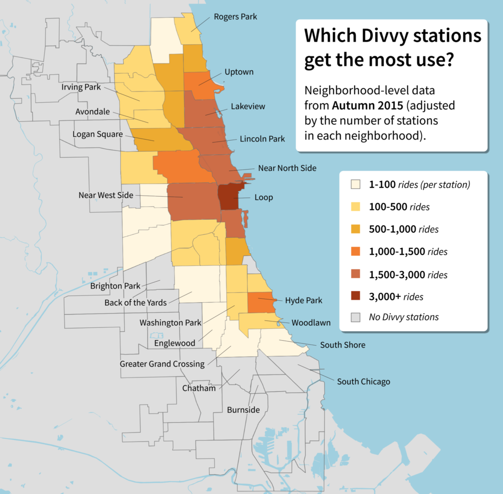 Divvy for Everyone? – South Side Weekly on
