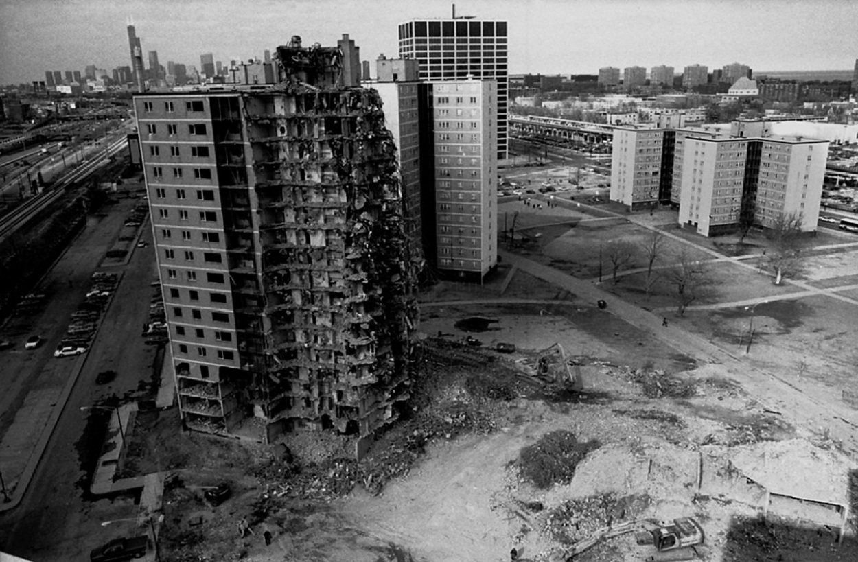 Chicago's Unfulfilled Promise to Rebuild its Public Housing