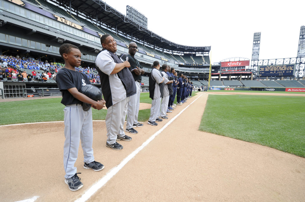 Youth Baseball Initiatives Work to Level the Playing Field