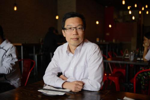 Jimmy Li, Taipei Café (Luke Sironski-White)
