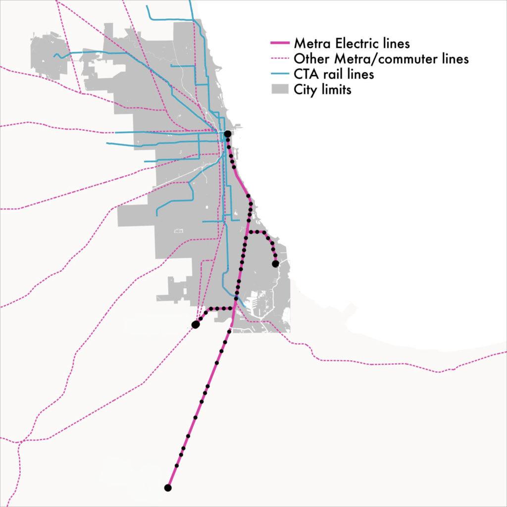 Metra\'s Not-So-Electric Plan