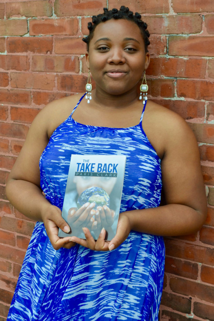 Paris Clark, author of The Take Back (Bridget Vaughn)