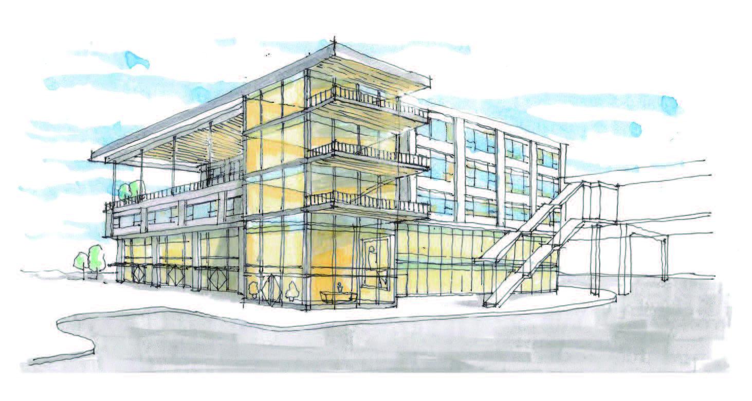 SOM & BKV Group (Courtesy of Metropolitan Planning Council)