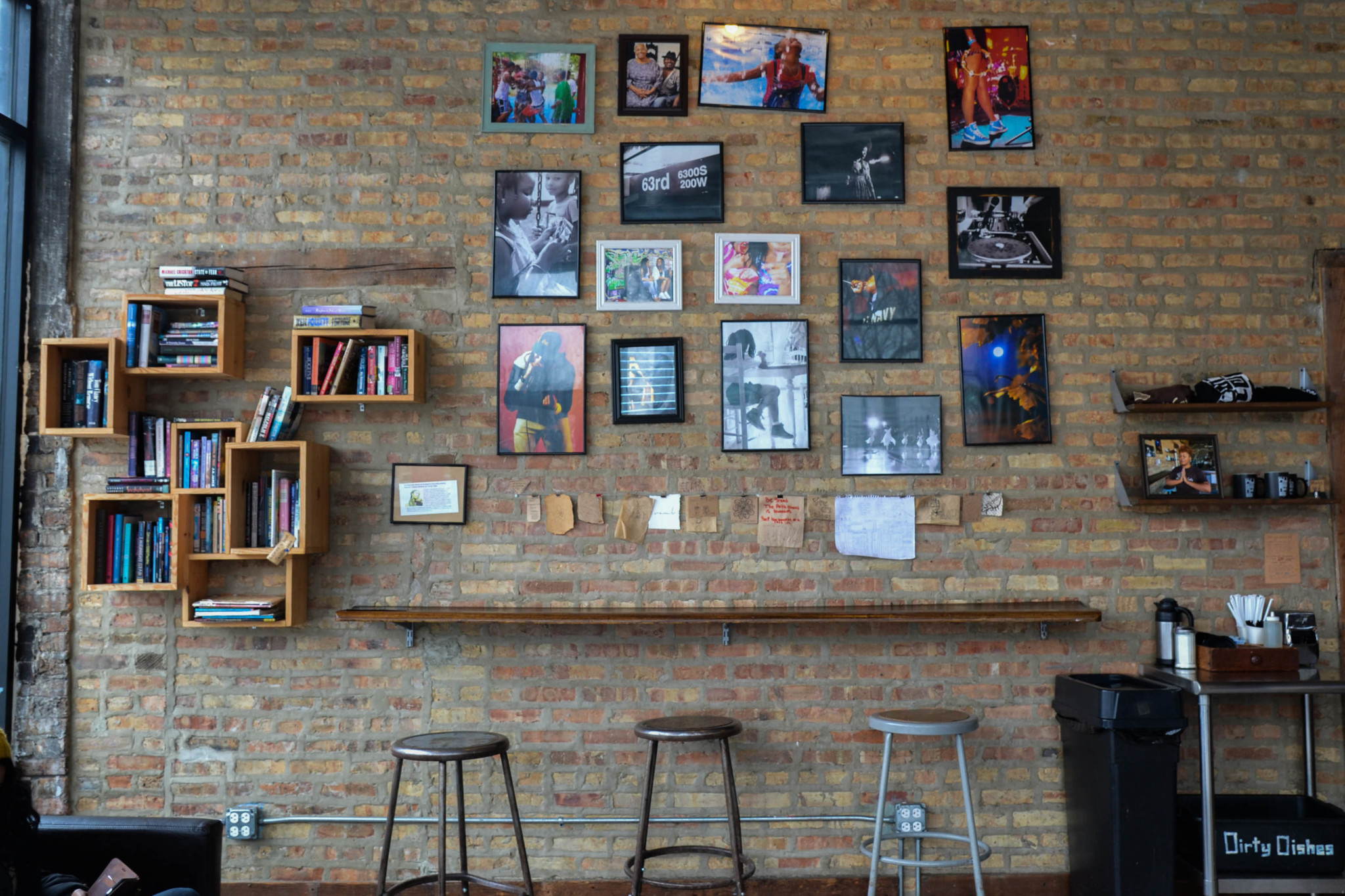 Room for Community at South Side Cafés
