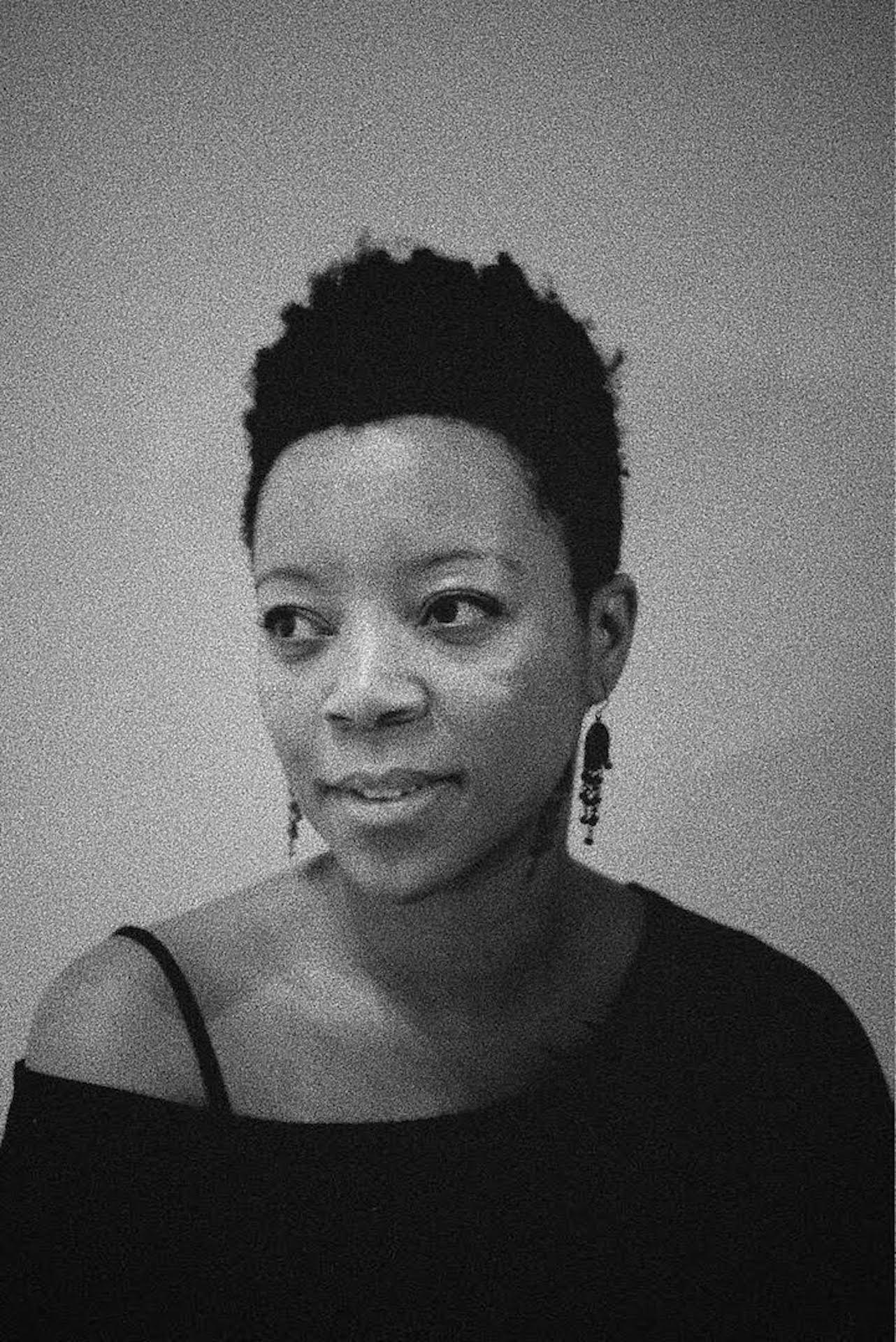 Tempestt Hazel: Curator, writer, artist advocate, and founding editor of Sixty Inches From Center.