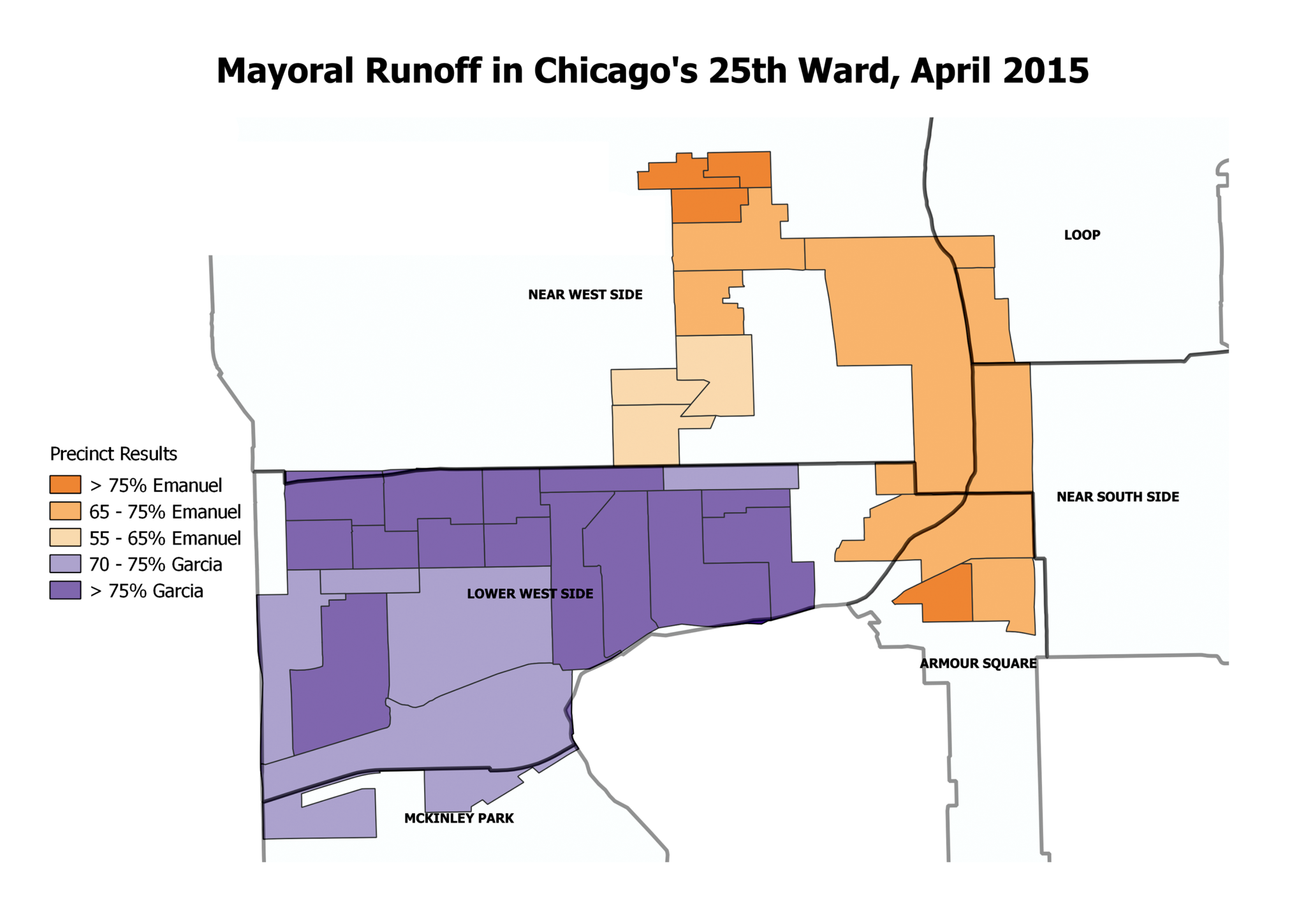 The Numbers Game: How South Side Wards Can Be Won
