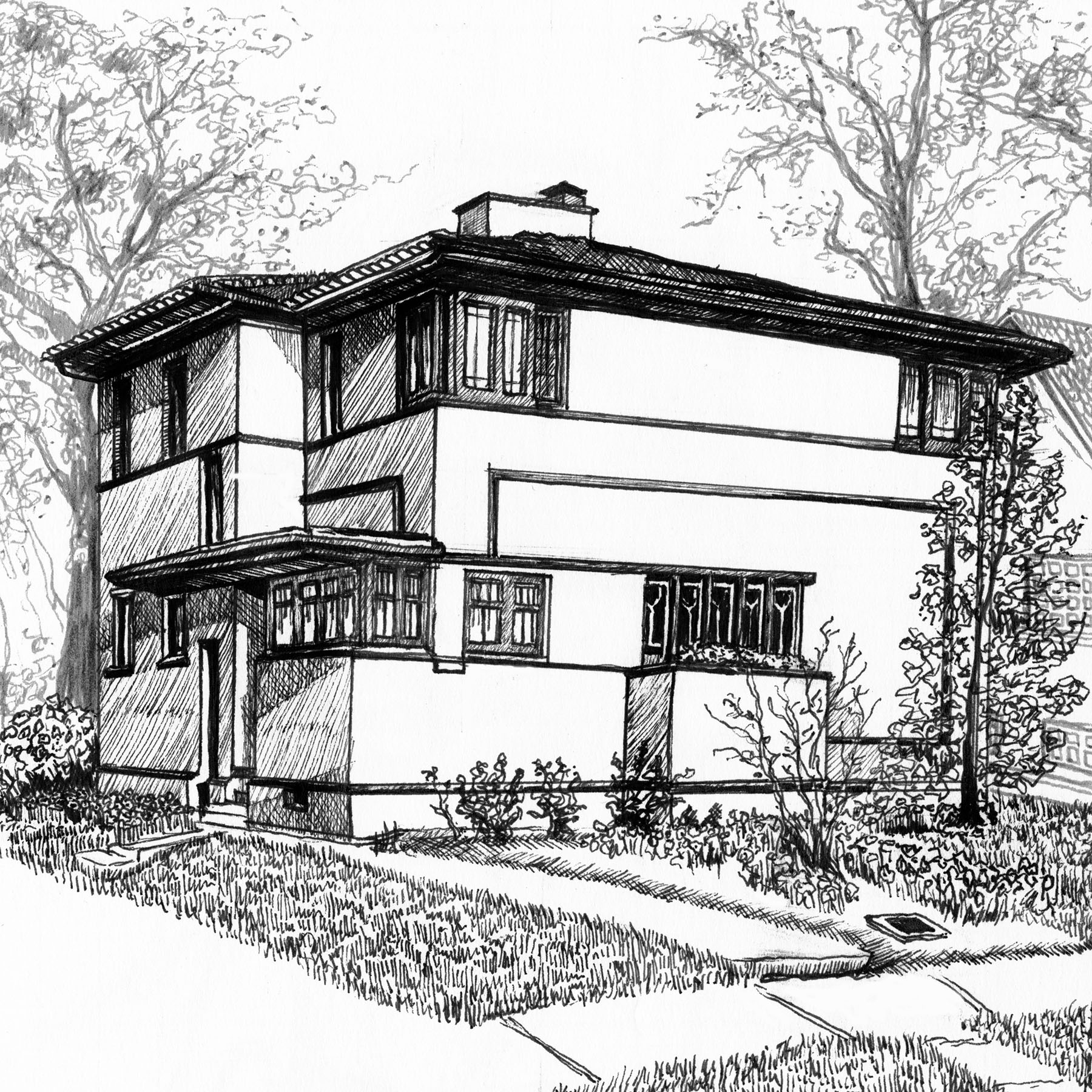 Home Histories: American System-Built Homes – South Side Weekly on unusual home designs, taliesin home designs, stylish eve home designs, carter home designs, rutenberg home designs, usonian home designs, popular home designs, john lautner home designs, single story home designs, cliff may home designs, wisconsin home designs, art deco home designs, nigerian home designs, 2015 home designs, michael graves home designs, affordable home designs, architect home designs, new england home designs, raymond loewy home designs, craftsman style home designs,
