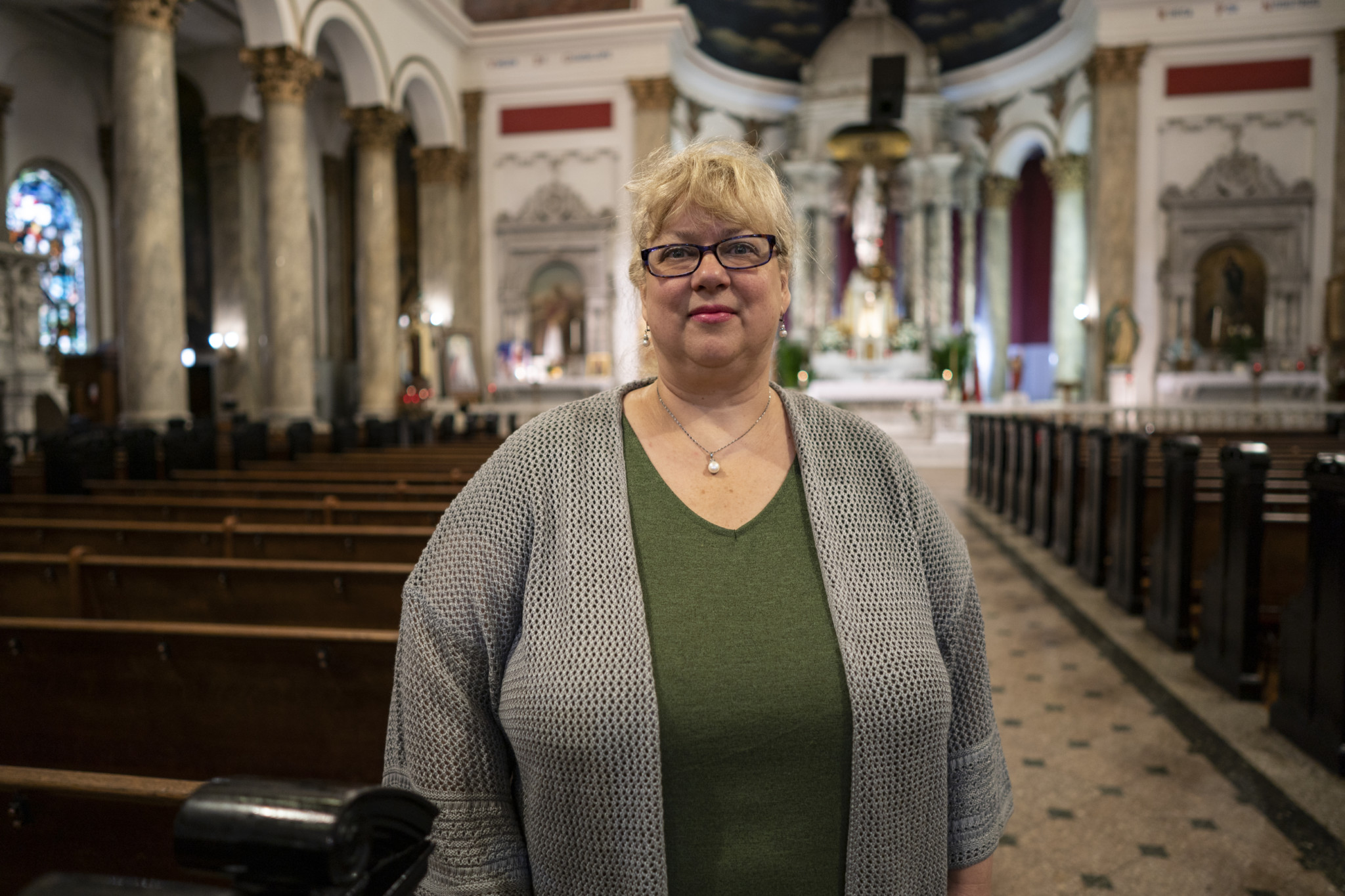 A Church in Limbo: Vying for St  Adalbert's Future