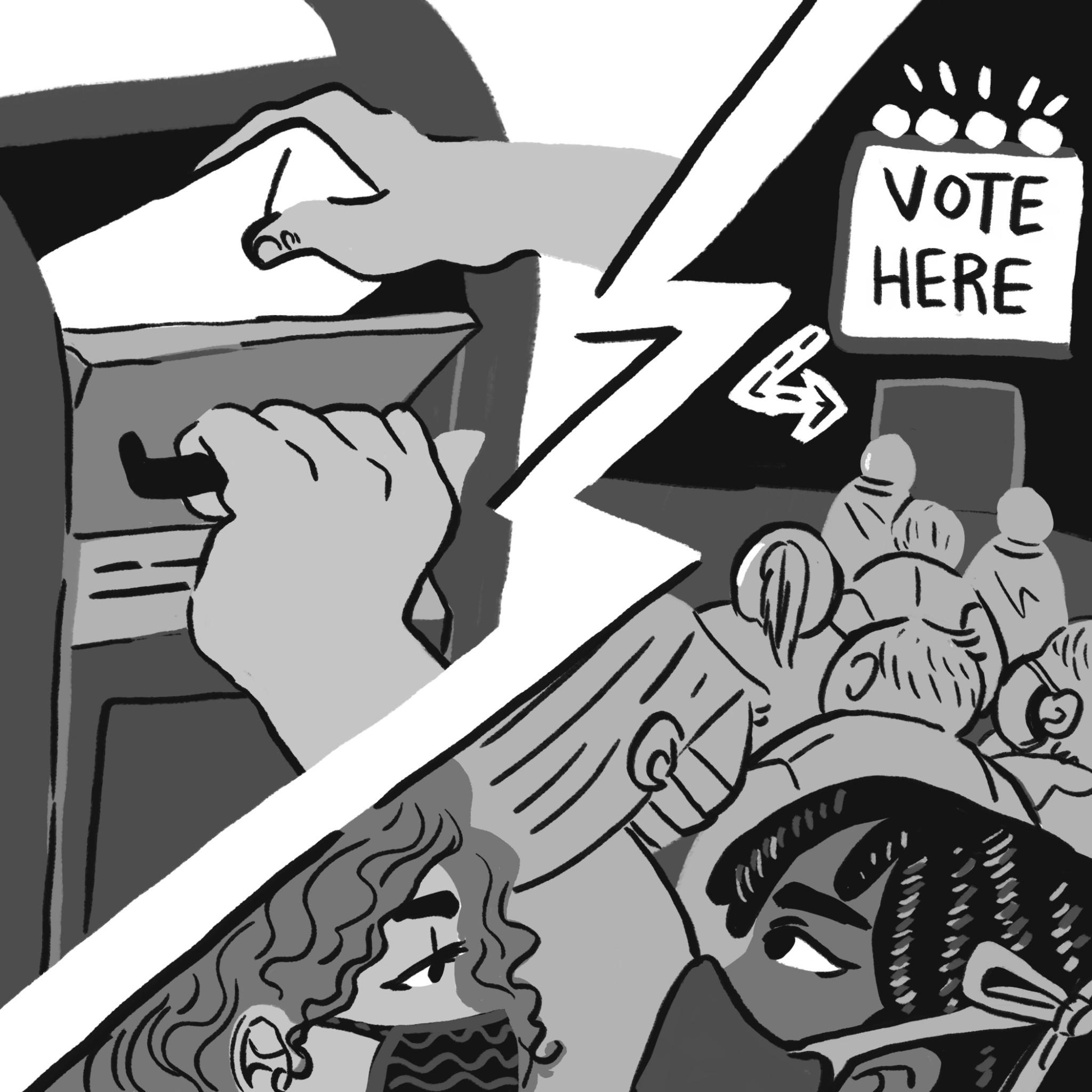 Cómo votar en Chicago