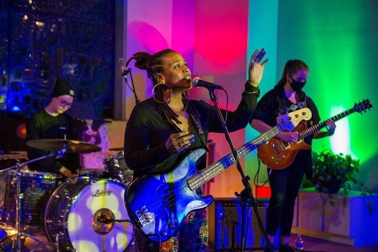 Arts Revival. Christine Melody. Photo Credit: John Kosiewicz