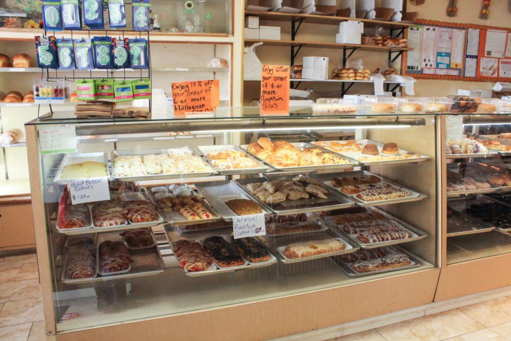 Bridgeport Bakery. Photo Credit: Taylor Moore