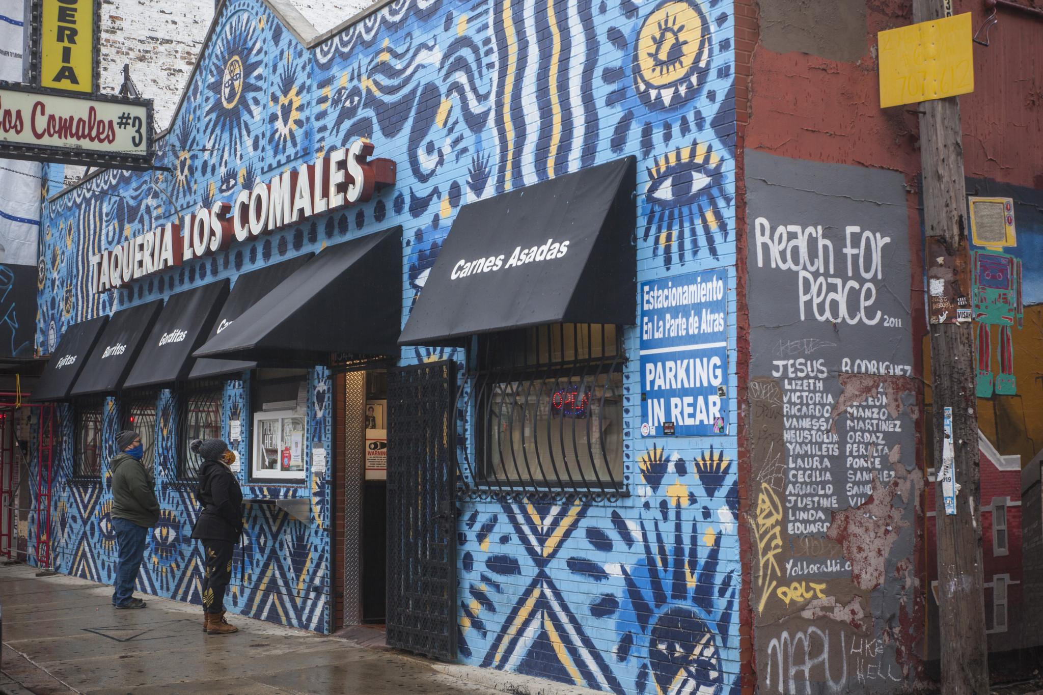 Los Comales. Photo Credit: Gerri Fernandez