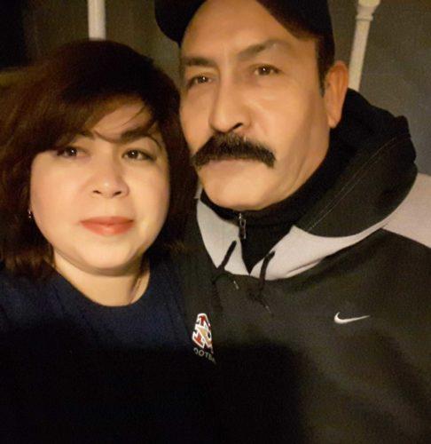 Obdulia and Enrique Vega