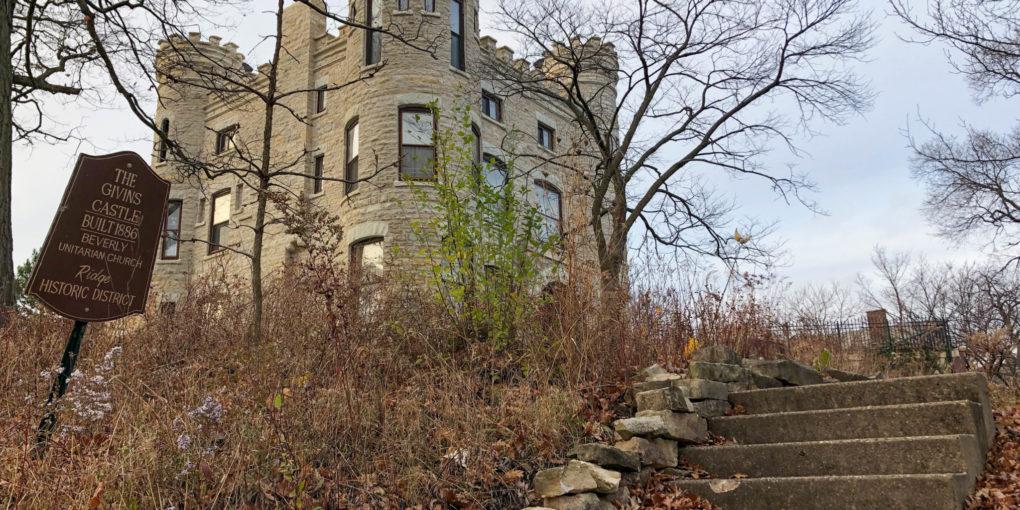 The Givins Castle built 1886. Photo Credit: Scott Smith