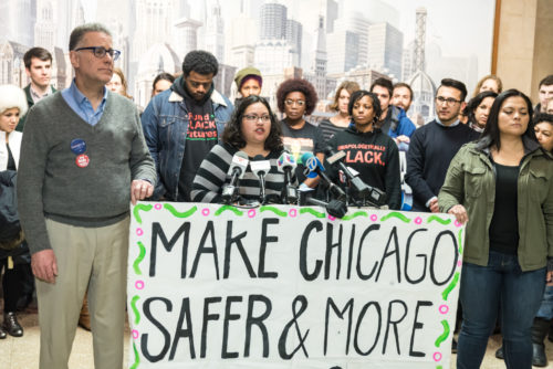 Op-Ed: How Undocumented Chicagoans Are Ensuring a True Sanctuary City