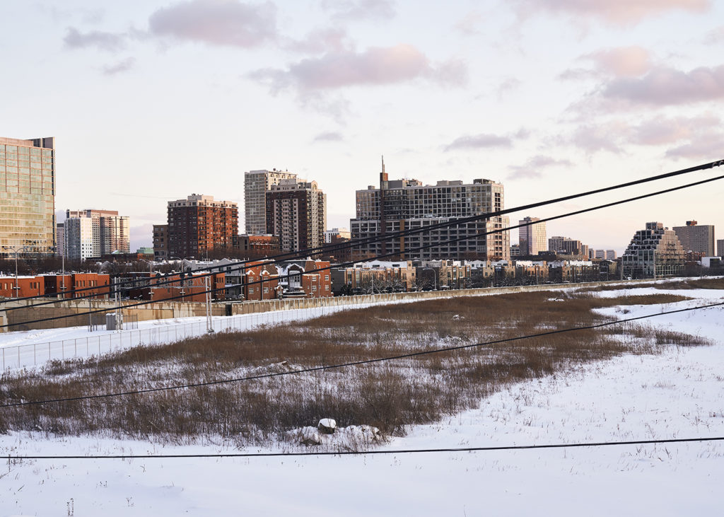 Future Site of The 78 Development. Photo Credit Sara Derer