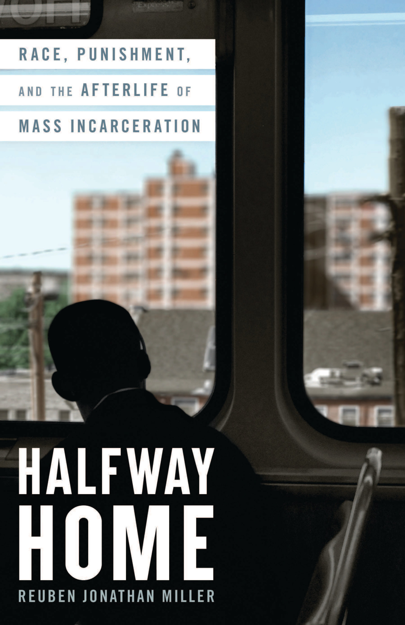 Halfway Home Book Cover