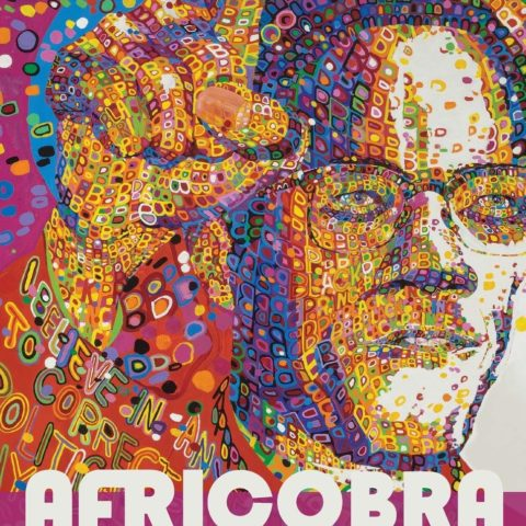 AFRICOBRA. Courtesy of Duke University Press Books