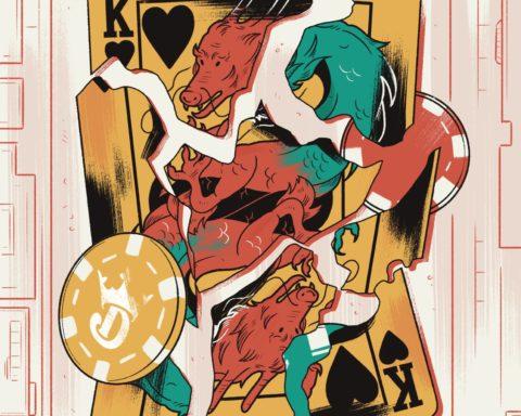 Chinatown Casino. Illustration By: Shane Tolentino