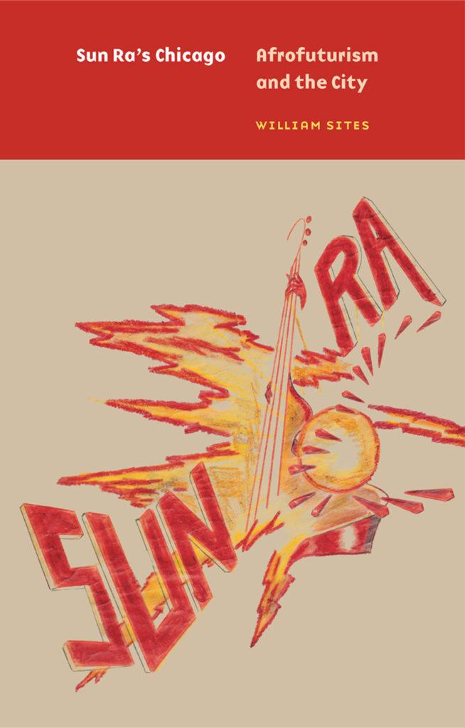 Sun Ra. Book Cover.