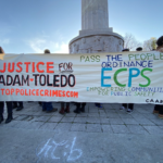 ECPS Banner. Photo By: Alec Ozawa