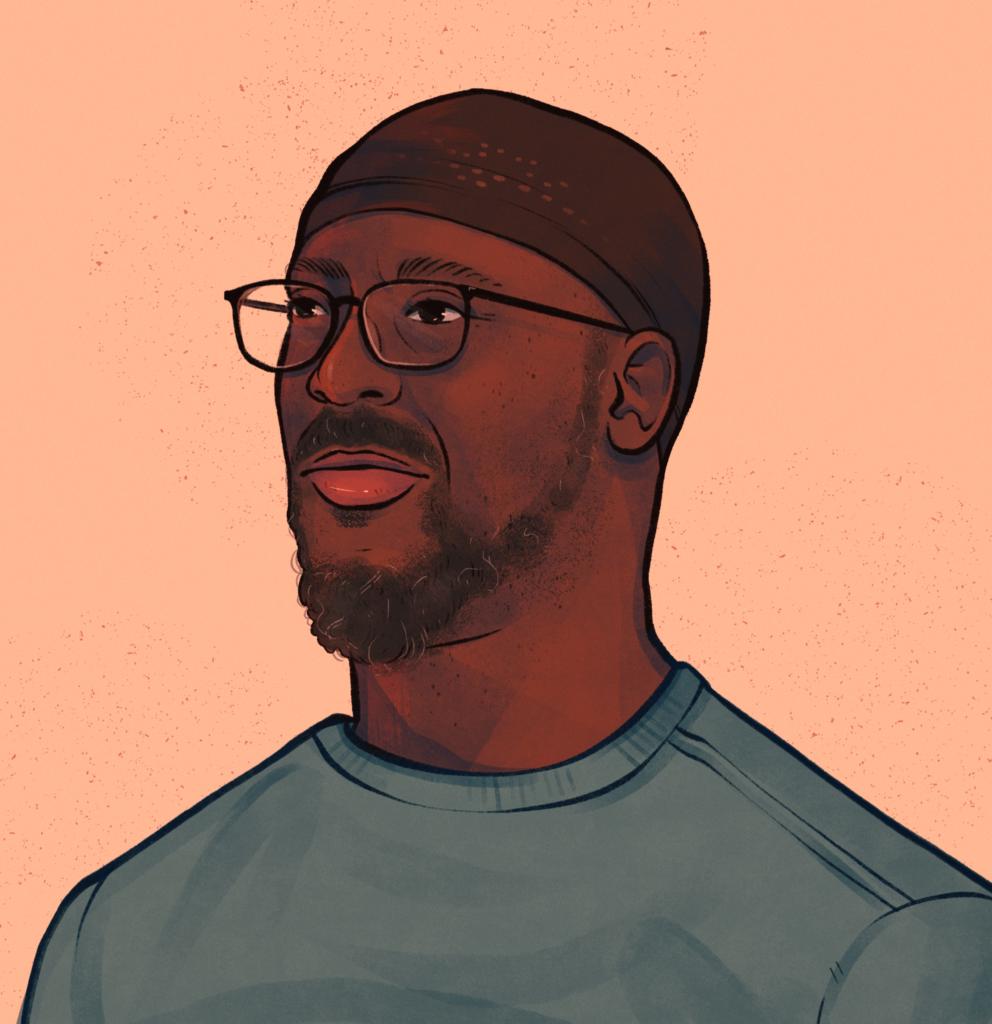 Gerald. Illustration By: Shane Tolentino