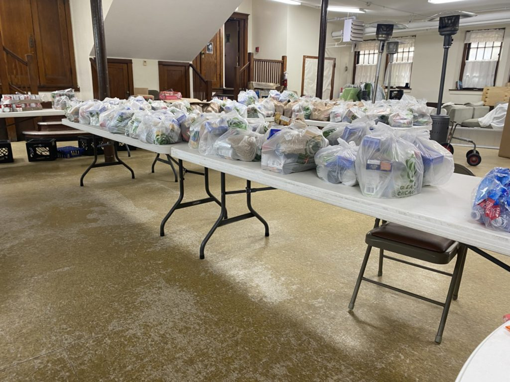 Windsor Park Lutheran Church Pantry. PHOTO CREDIT: Courtney Kueppers