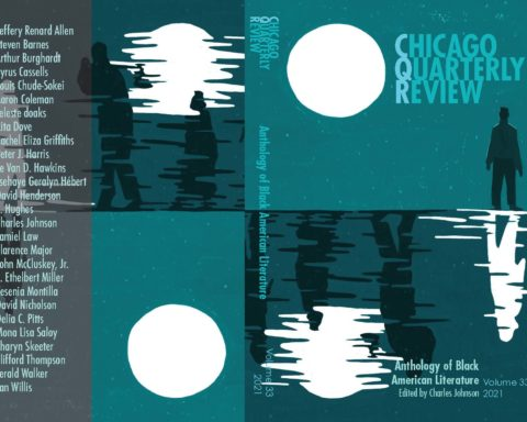 Black American Literature Issue. Photos Courtesy Chicago Quarterly Review